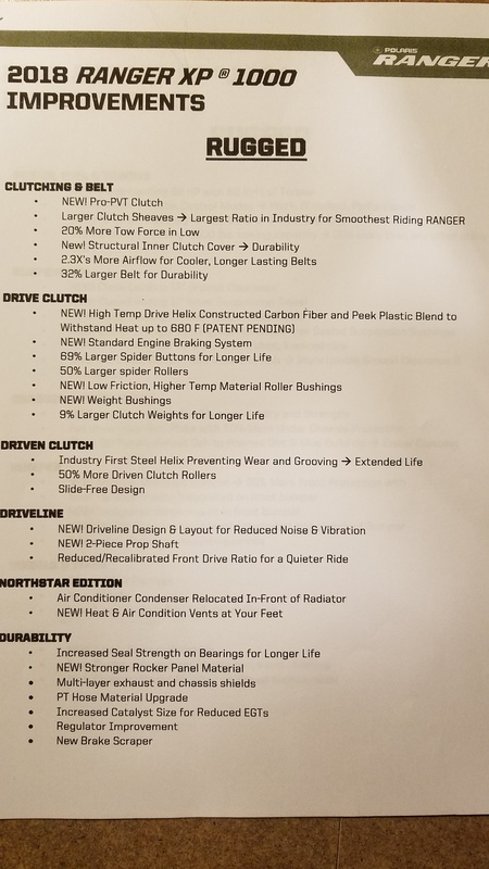 First ranger xp 1000 rolls off assembly line - Page 2