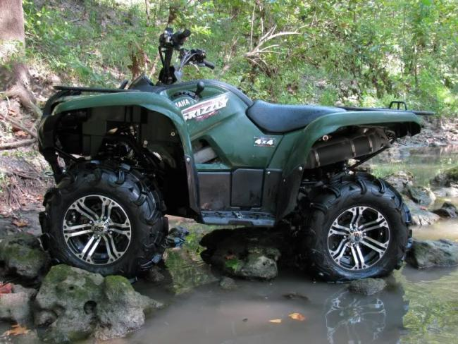 550 vs 700 vs 700 for Yamaha grizzly 1000cc
