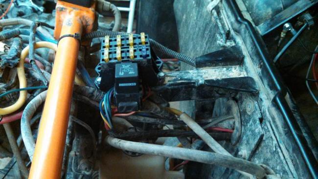Teryx Painless Wiring Fuse Block Install