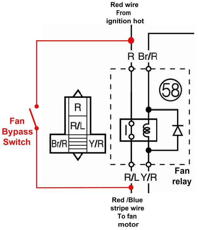 override switch wiring diagram official site wiring diagramscooling fan override switch [archive] hot rod forums override switch wiring diagram