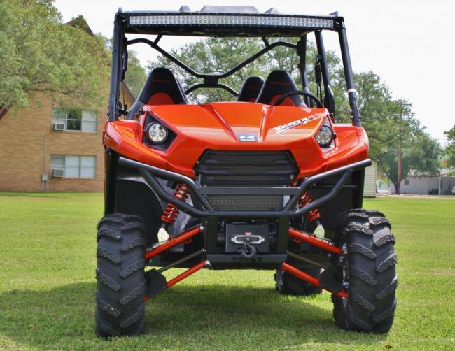 How To: Teryx4 800 Highlifter Lift Kit